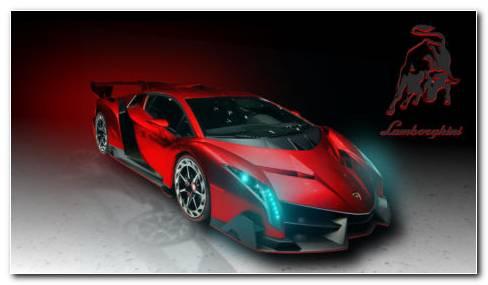 Lamborghini Veneno HD Wallpaper