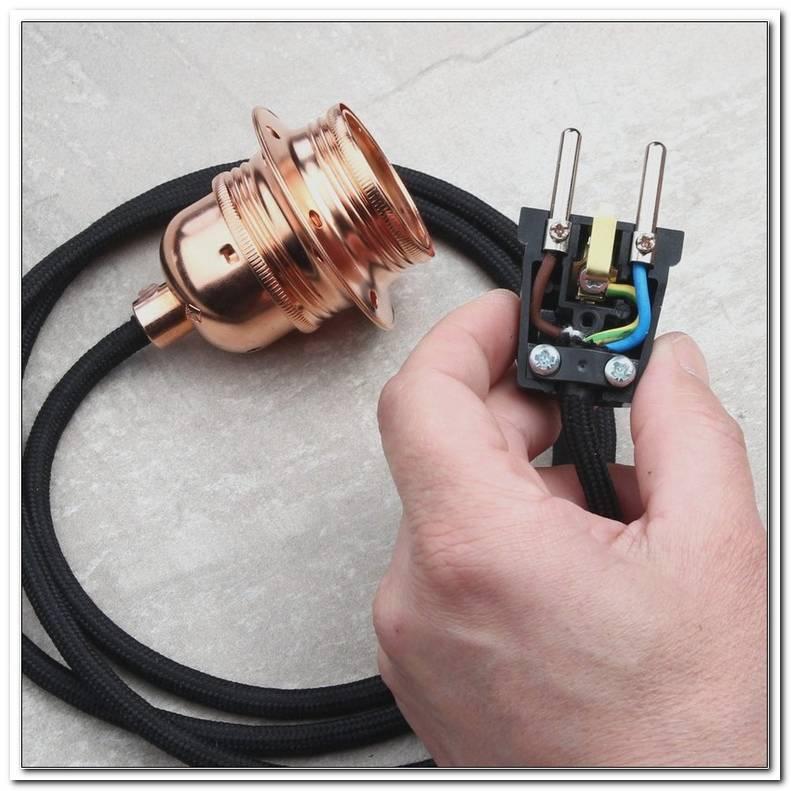 Lampe 3 Kabel 2 Anschl?Sse