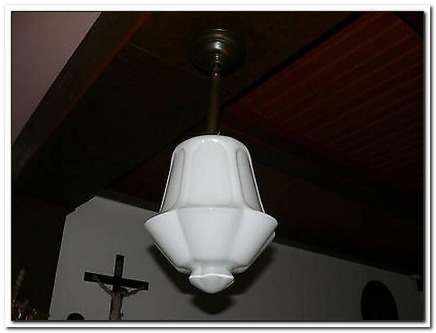 Lampe Artischocke Nachbau