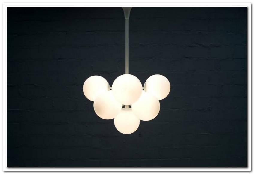 Lampe Artischocke Original
