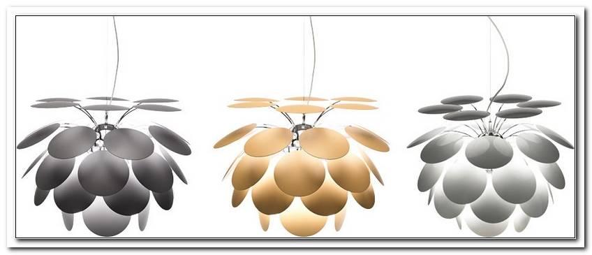 Lampe Artischocke Weiss