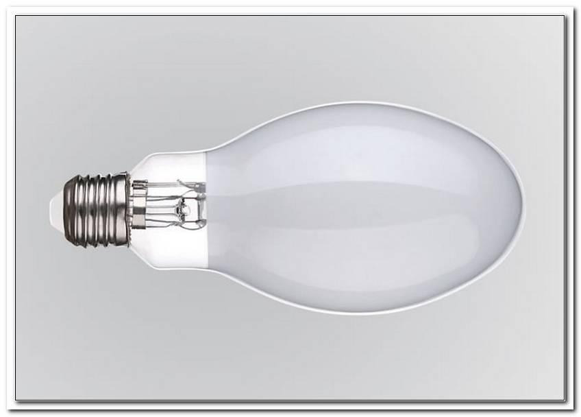 Lampe Au Mercure