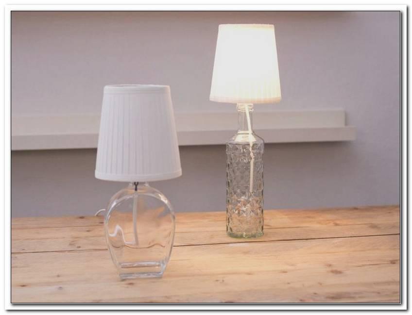 Lampe Aus Flaschen