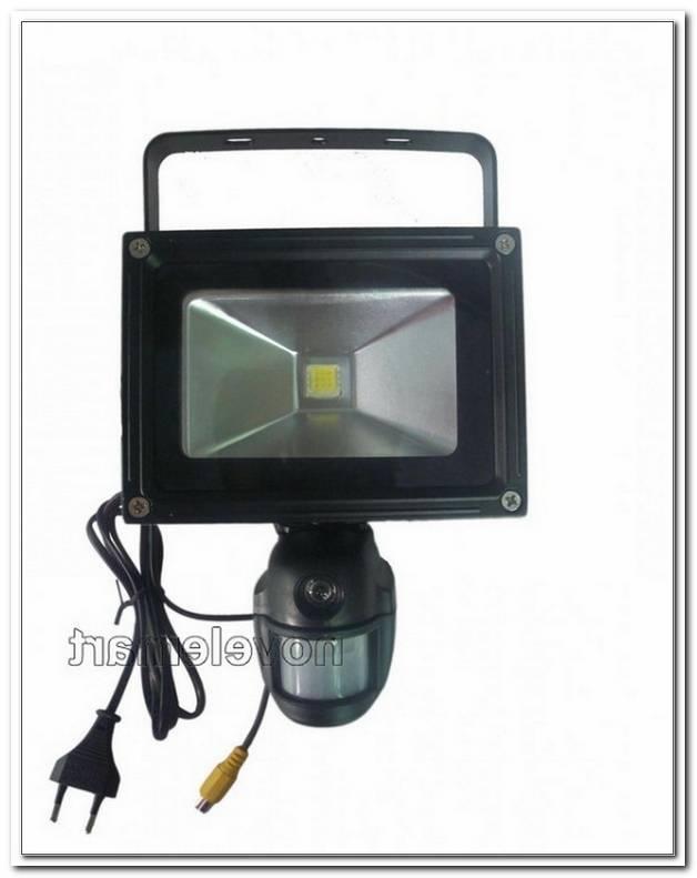 Lampe Bewegungsmelder Kamera