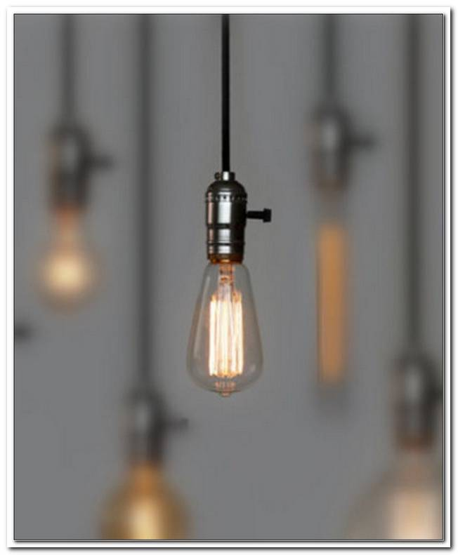 Lampe Gl?Hbirne Kabel
