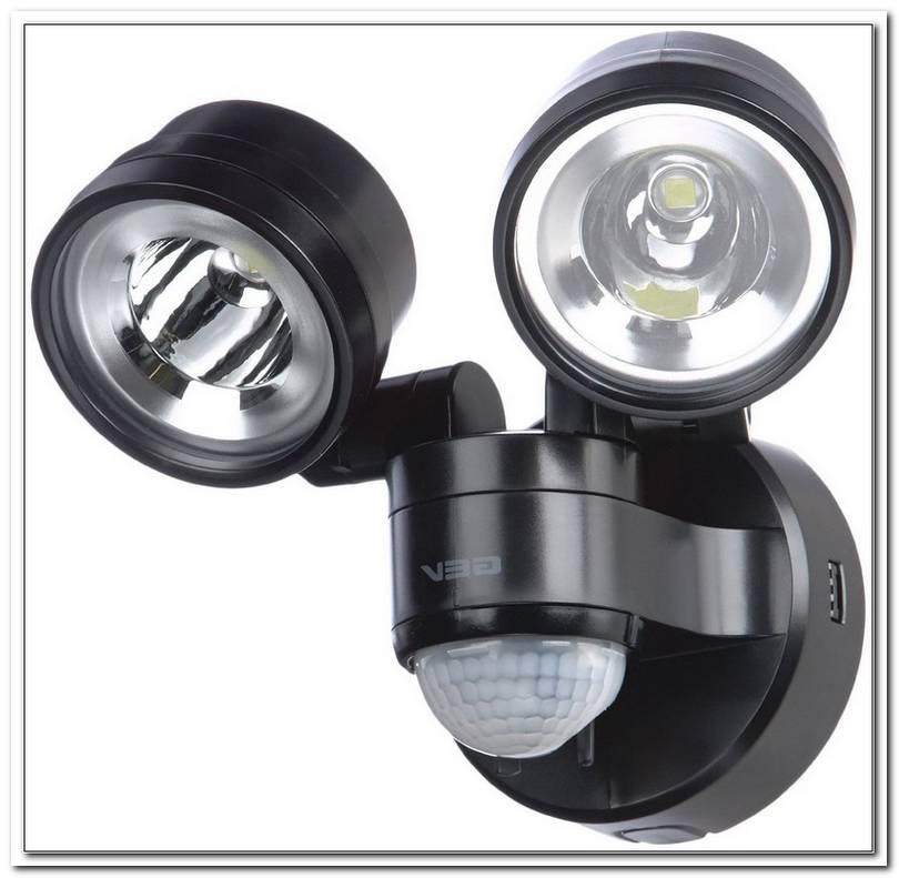 Lampe Mit Bewegungsmelder Au?En Test