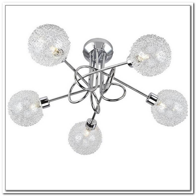 Lampe Mit Drahtgeflecht