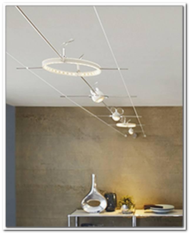 Lampe Mit Drahtseil