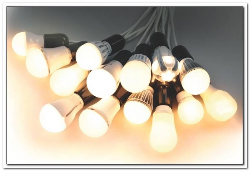 Lampe Mit Mehreren Fassungen Bauen