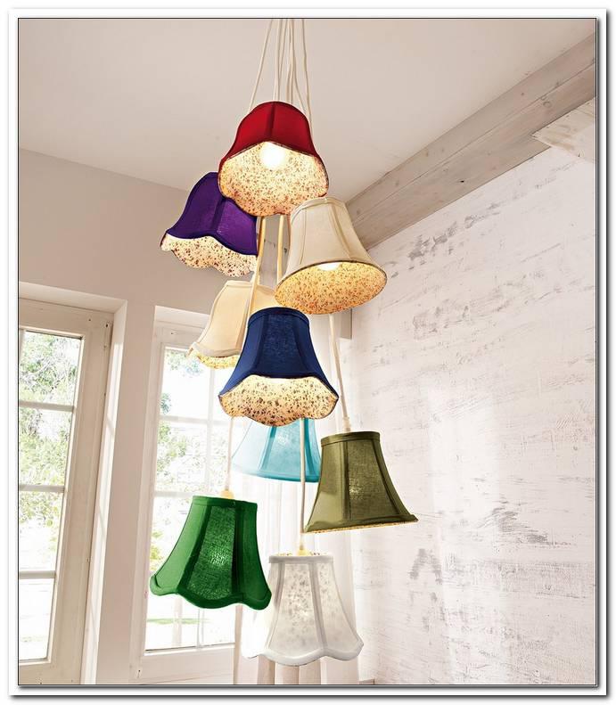 Lampe Mit Mehreren Gl?Hbirnen