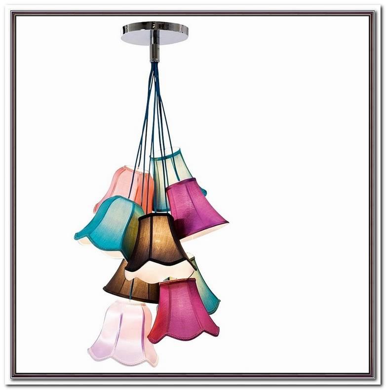 Lampe Mit Mehreren Lampenschirmen