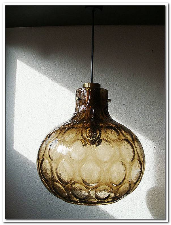 Lampen 60er Stil