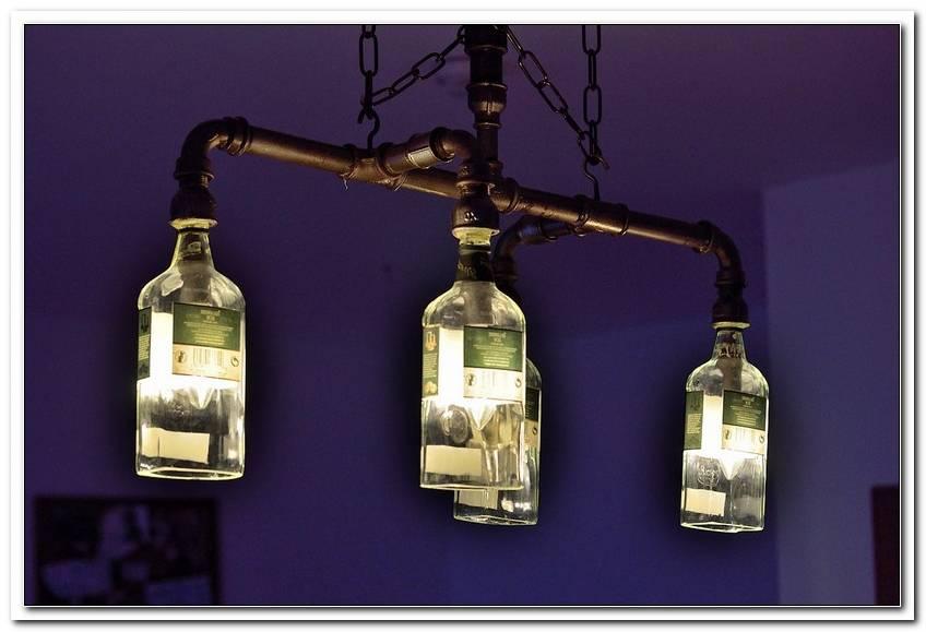Lampen Aus Flaschen
