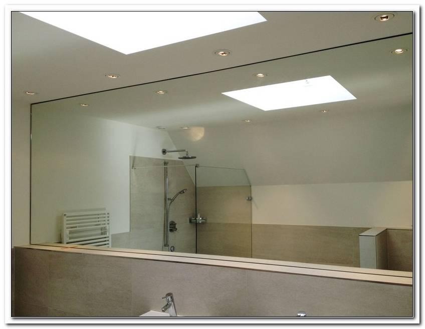 Lampen ?Ber Badezimmerspiegel