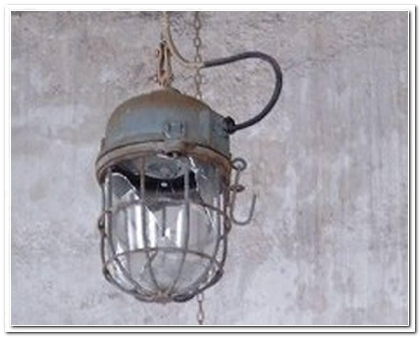 Lampen Im Bergbau