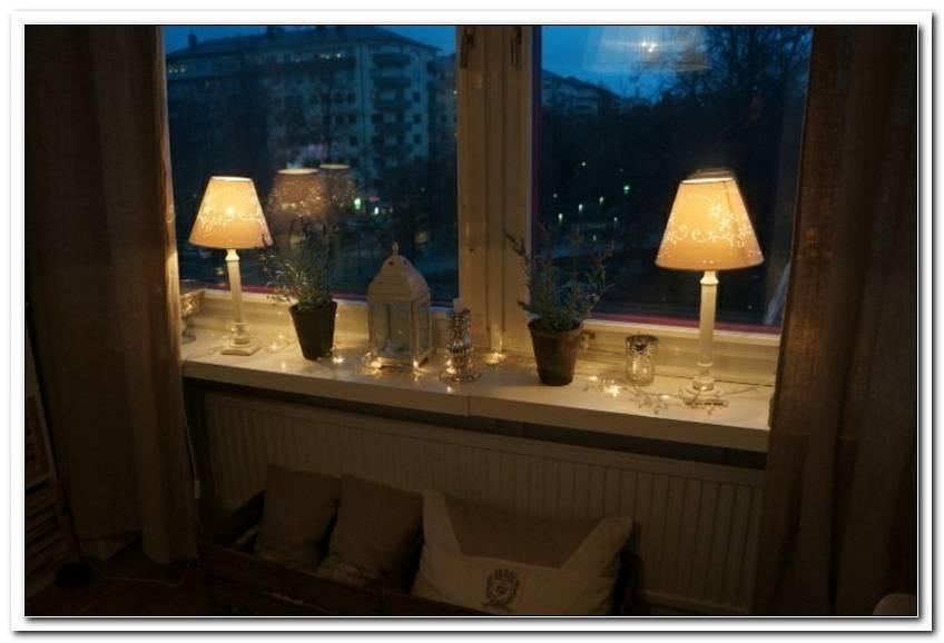 Lampen Im Fenster