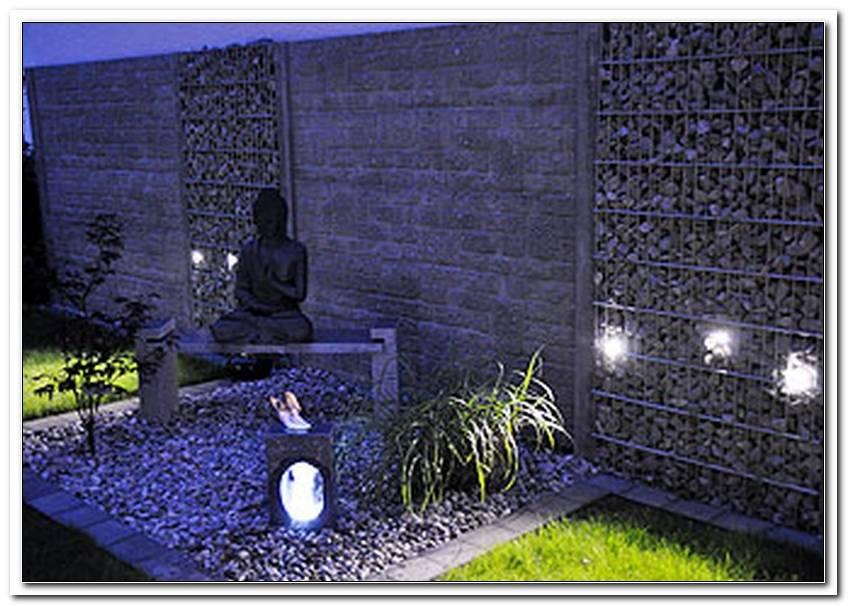 Lampen In Gabionen