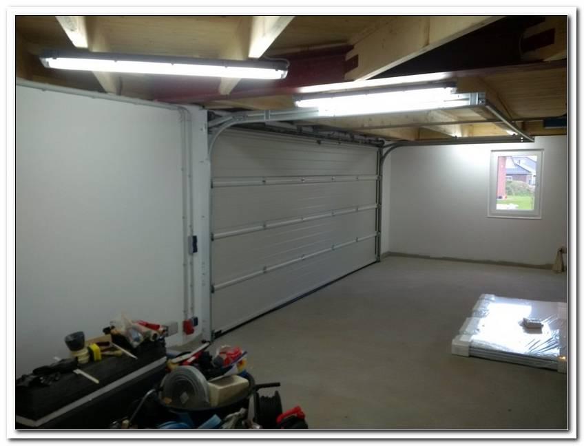 Lampen In Garage