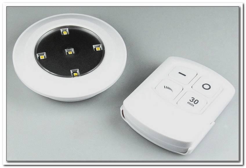 Lampen Mit Batterie Und Fernbedienung