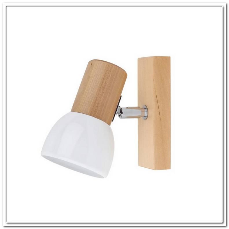 Lampen Strahler Holz