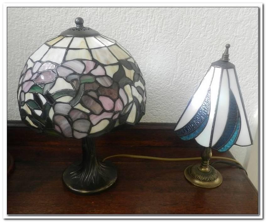 Lampen Tiffany Style