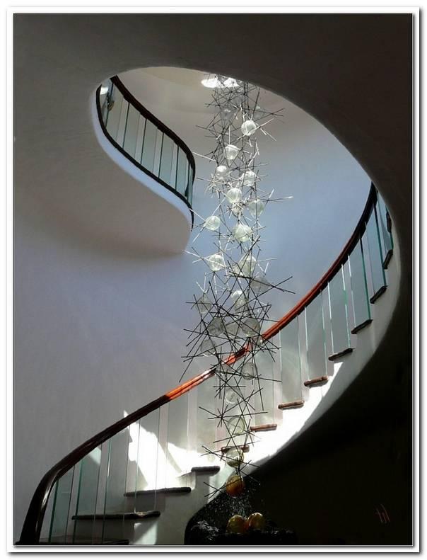 Lange Lampe F?R Treppenhaus
