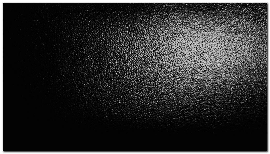 Leather Textures Black Wallpaper Background