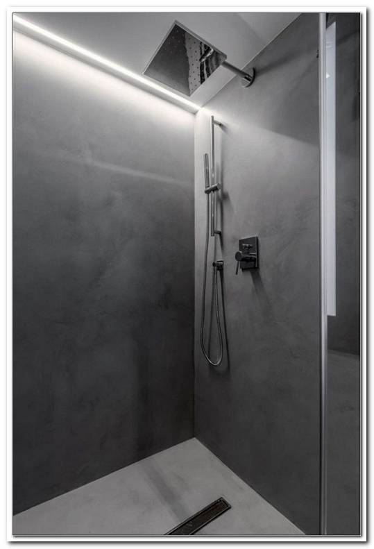 Led Beleuchtung Dusche