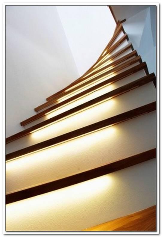 Led Beleuchtung F?R Treppenstufen