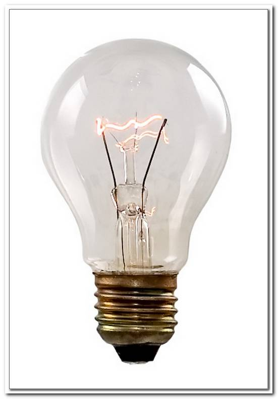 Led Lampe Leuchtet Schwach