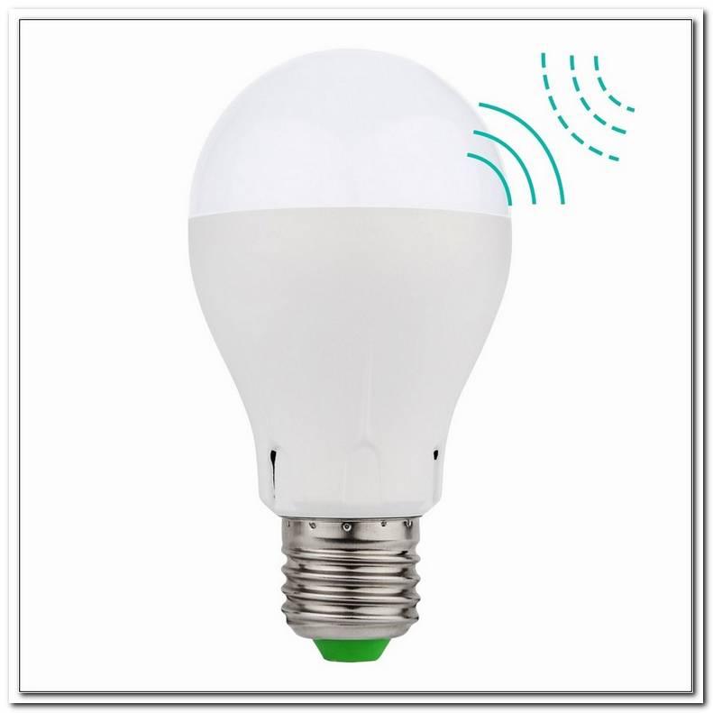 Led Lampe Mit Bewegungsmelder E27