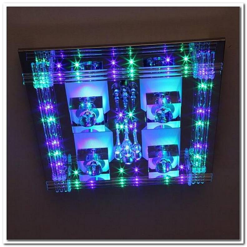 Led Lampe Mit Fernbedienung Farbwechsel