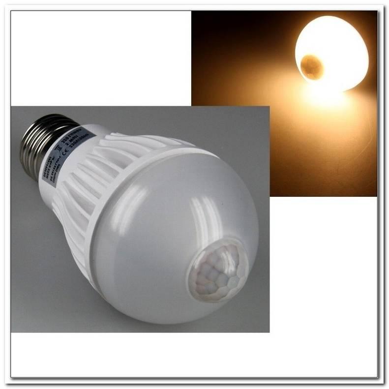 Led Lampen ?Ber Bewegungsmelder Schalten