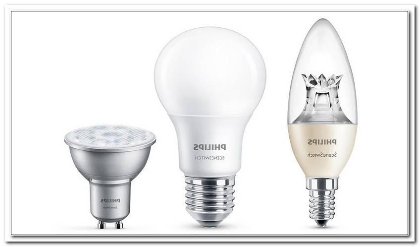 Led Lampen Lichtleistung