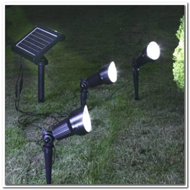 Led Spots Garten Solar