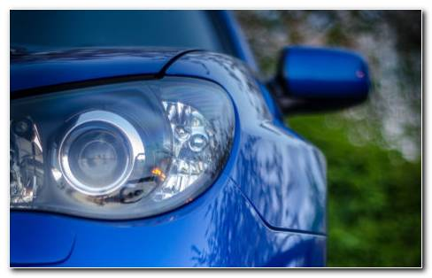 Led Headlights HD Wallpaper