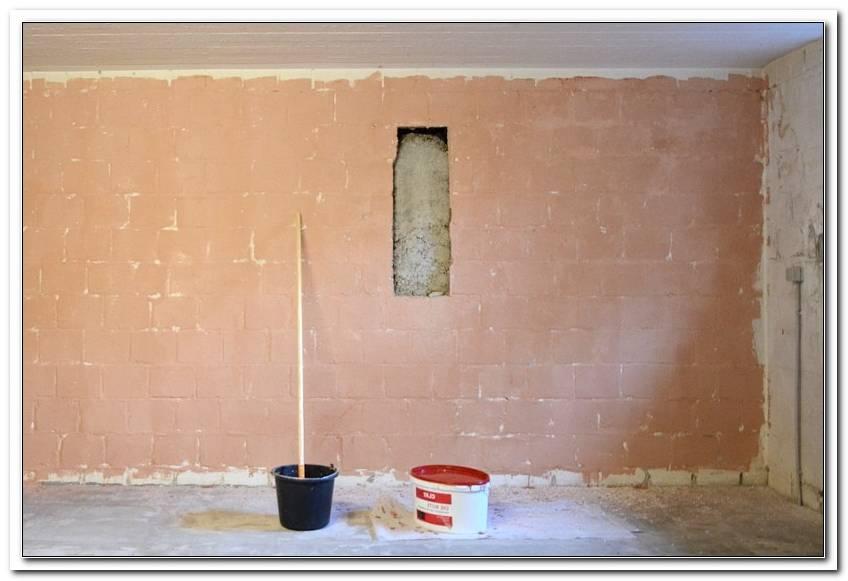Lehmbauplatten Direkt Auf Wand