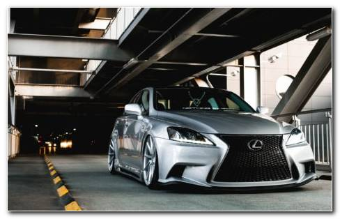 Lexus Car HD Wallpaper