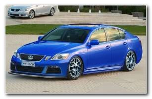 Lexus Gs 300 Hd Wallpapers