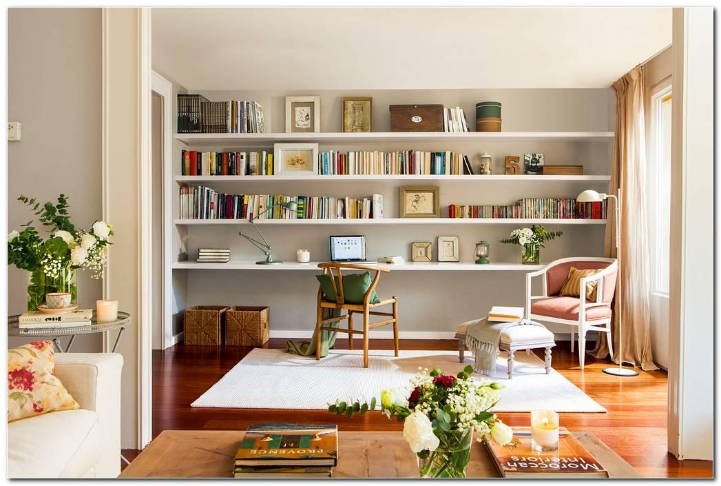 Librerias De Salon