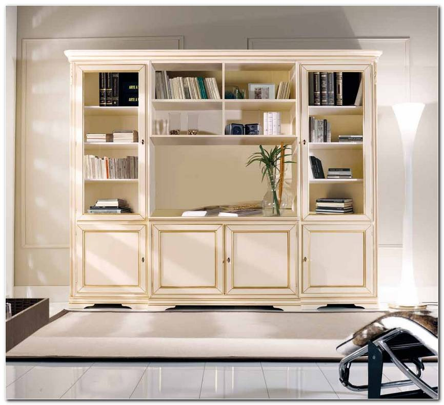 Librerias Para Salon