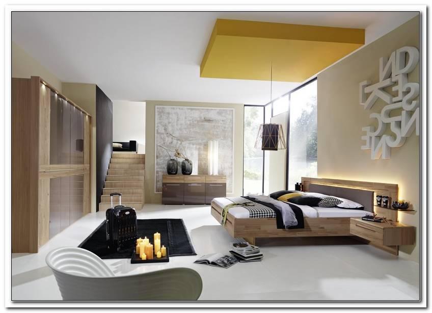 Lichtplanung Schlafzimmer