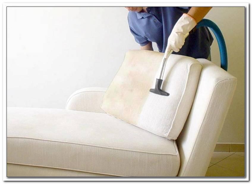 Limpando O Sofa Com Bicarbonato