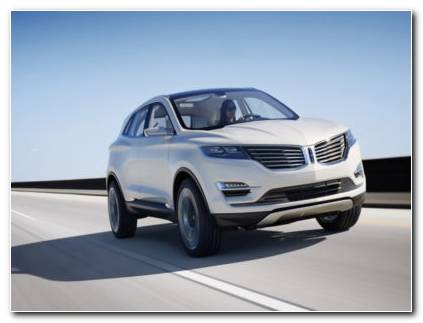 Lincoln MKC HD Wallpaper