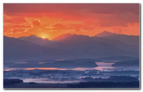 Loch Lomond Shores HD Wallpaper