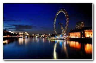 London Eye Travel Hd Wallpapers