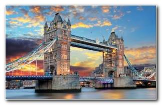 London Tower Bridge Hd Wallpaper For