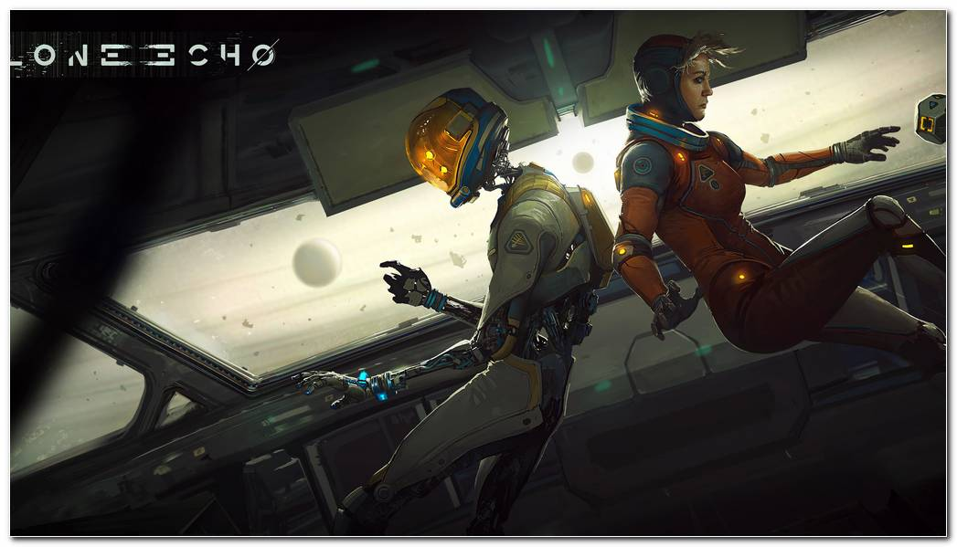 Lone Echo Backgrounds
