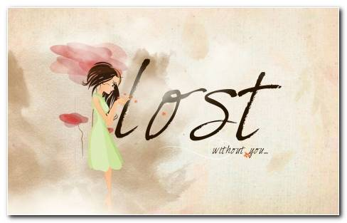 Lost Love HD Wallpaper
