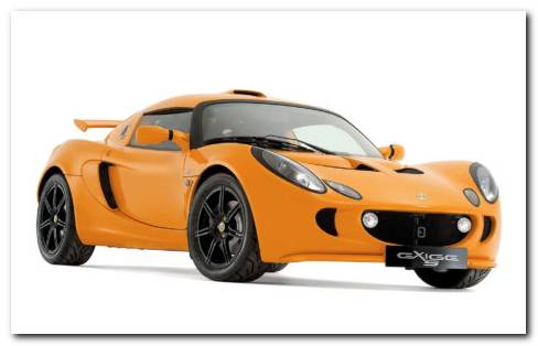 Lotus Exige HD Wallpaper